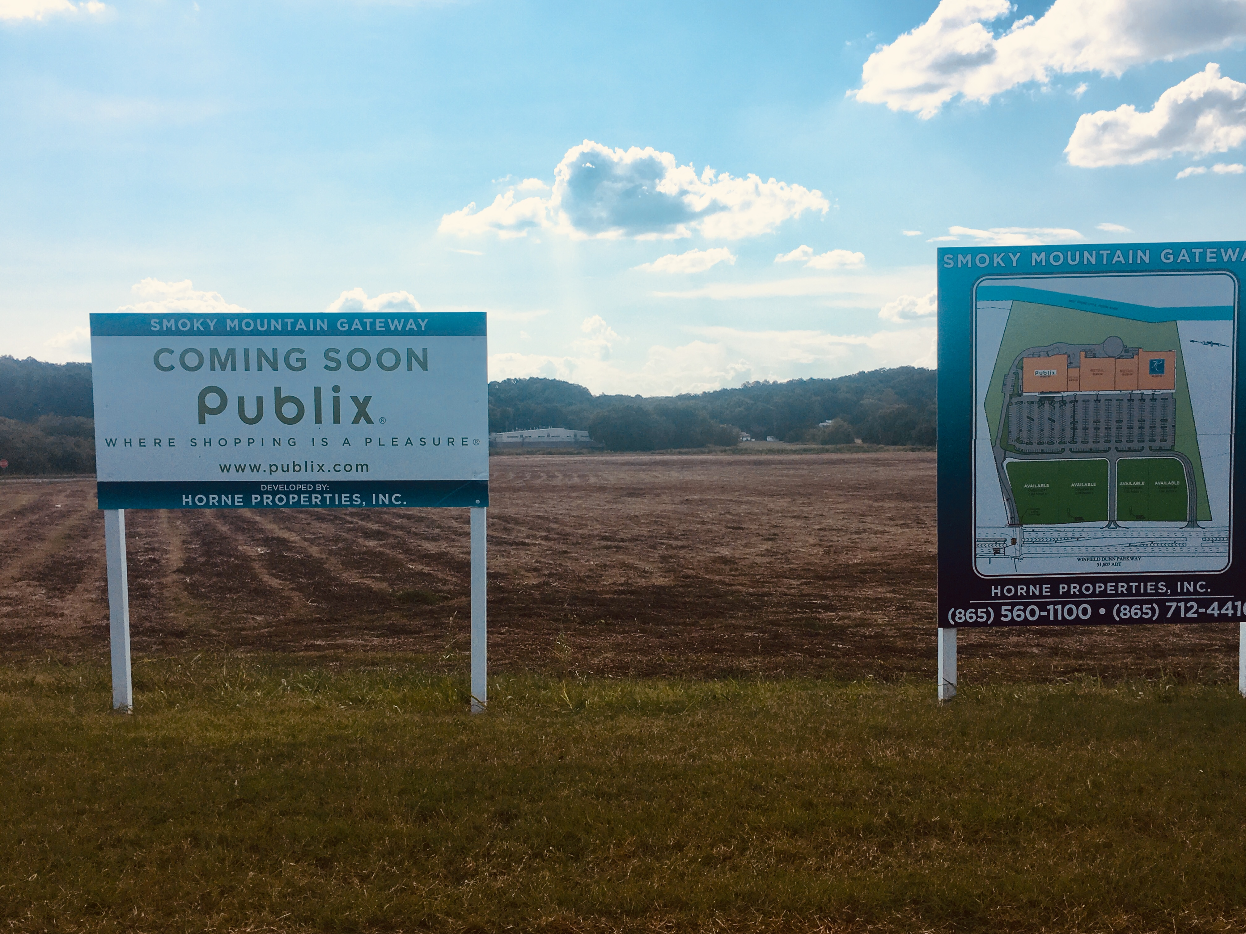 Publix is Coming Soon to Sevierville