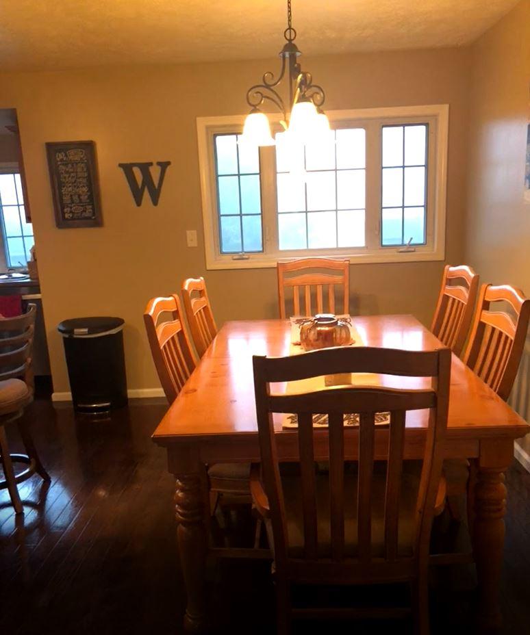 1208 Van Buren Avenue Dining room pic