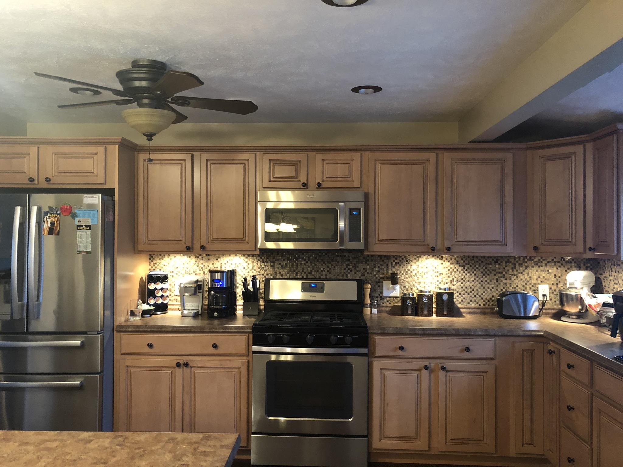 1208 Van Buren Avenue Kitchen pic