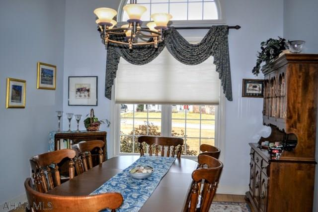 187 Fox Hollow Run Trail, Duncansville Dining Room pic