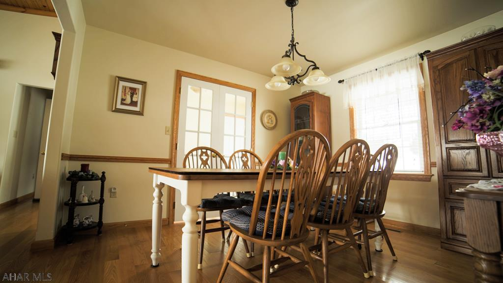339 Mountain View Lane Martinsburg Dining room pic