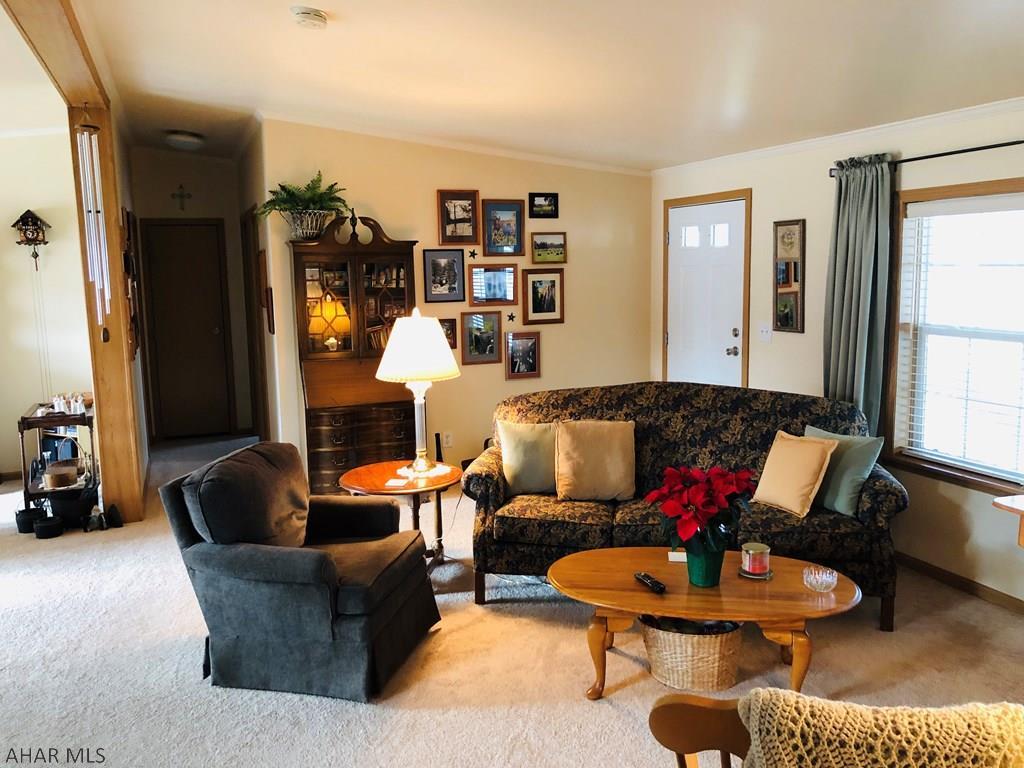 407 Paul Revere Road, Duncansville Living room pic