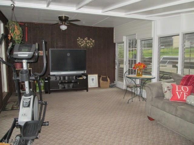 500 Hudson Avenue Sun Room pic