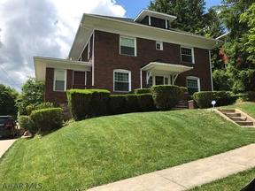 Altoona PA Single Family Home Sold: $130,000