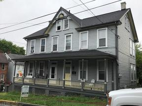 Hollidaysburg PA Multi Family Home Sold: $115,000