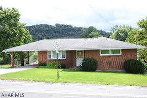 Hollidaysburg PA Single Family Home Sold: $139,900