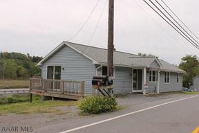 Single Family Home Sold: 9844 Old Route 22