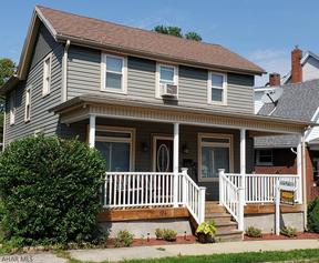 Altoona PA Single Family Home Sold: $104,900
