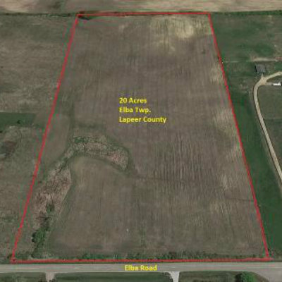 Homes for Sale in Lapeer County, MI