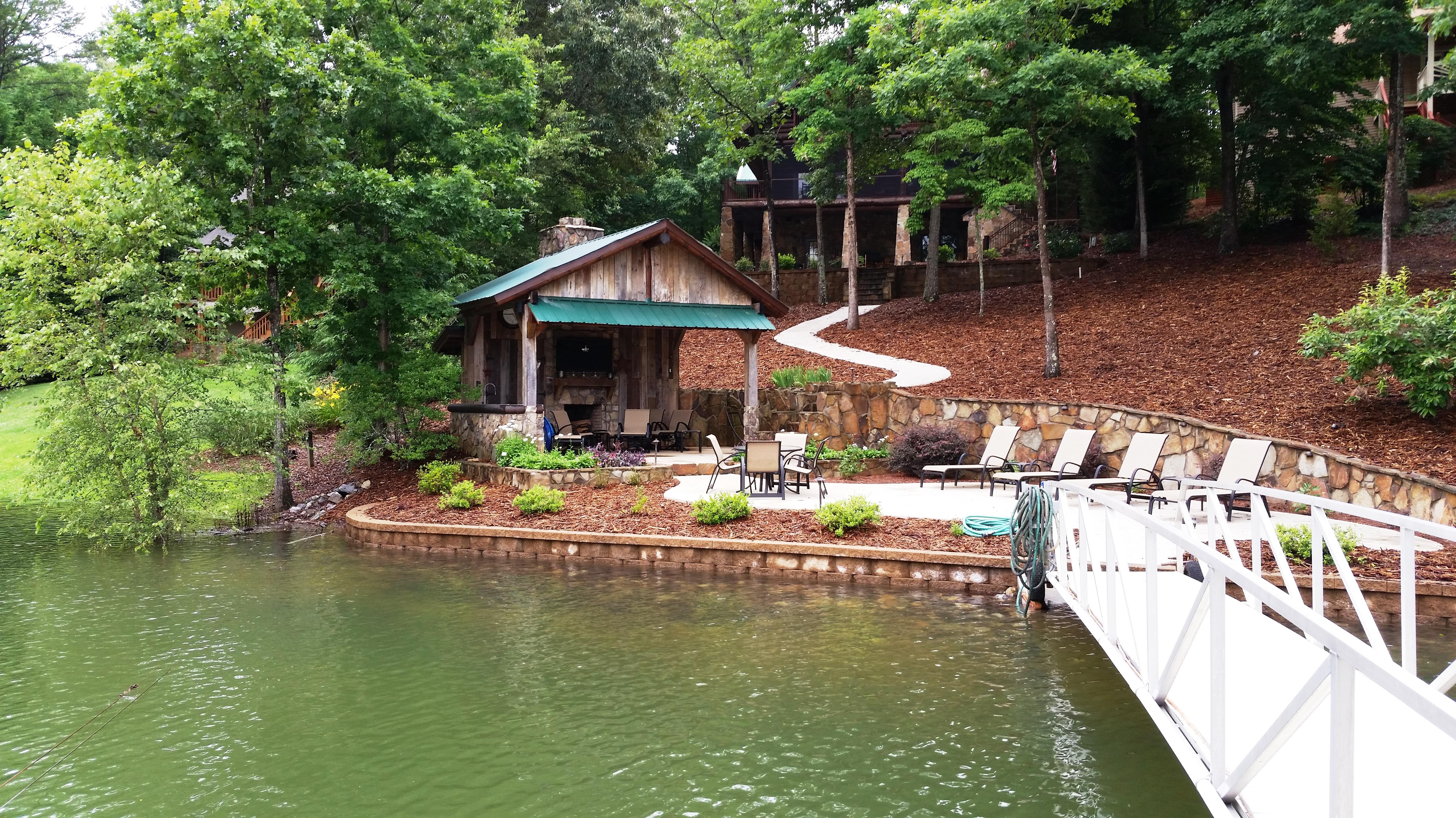 Nottely lake house for Lake nottely fishing