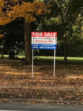 Greensboro NC Lots and Land For Sale: $820,000