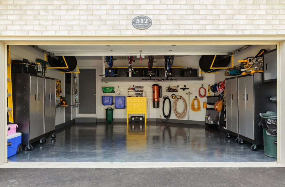Your garage deserves better spring cleaning for 1 5 car garage door