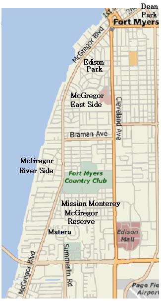 Historic Homes for Sale in McGregor Blvd FL