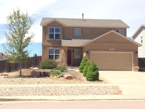 Colorado Springs CO Single Family Home Sold: $255,000