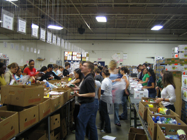 Photo provided via Flickr - Tampa Bay Federal Workers Assistance