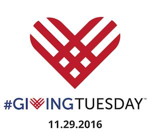 #GivingTueday 2016
