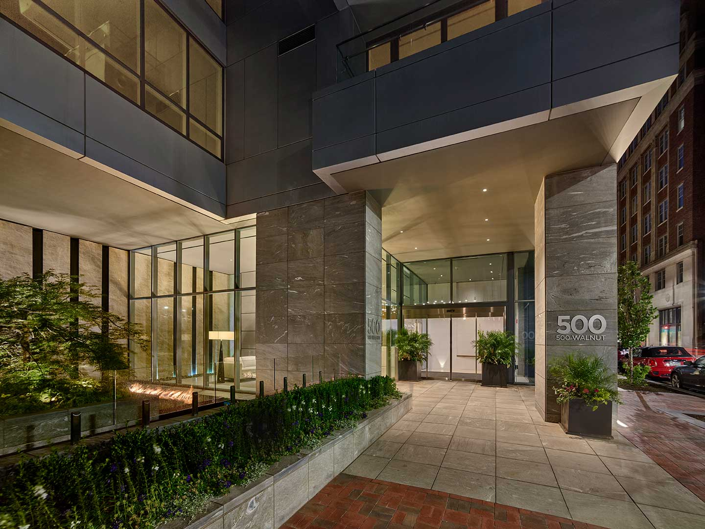 500 Walnut Condominiums