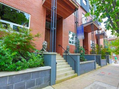 Townhomes for Sale in Logan Square Philadelphia PA