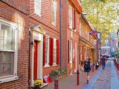 Townhomes for Sale in Old City Philadelphia PA 19106