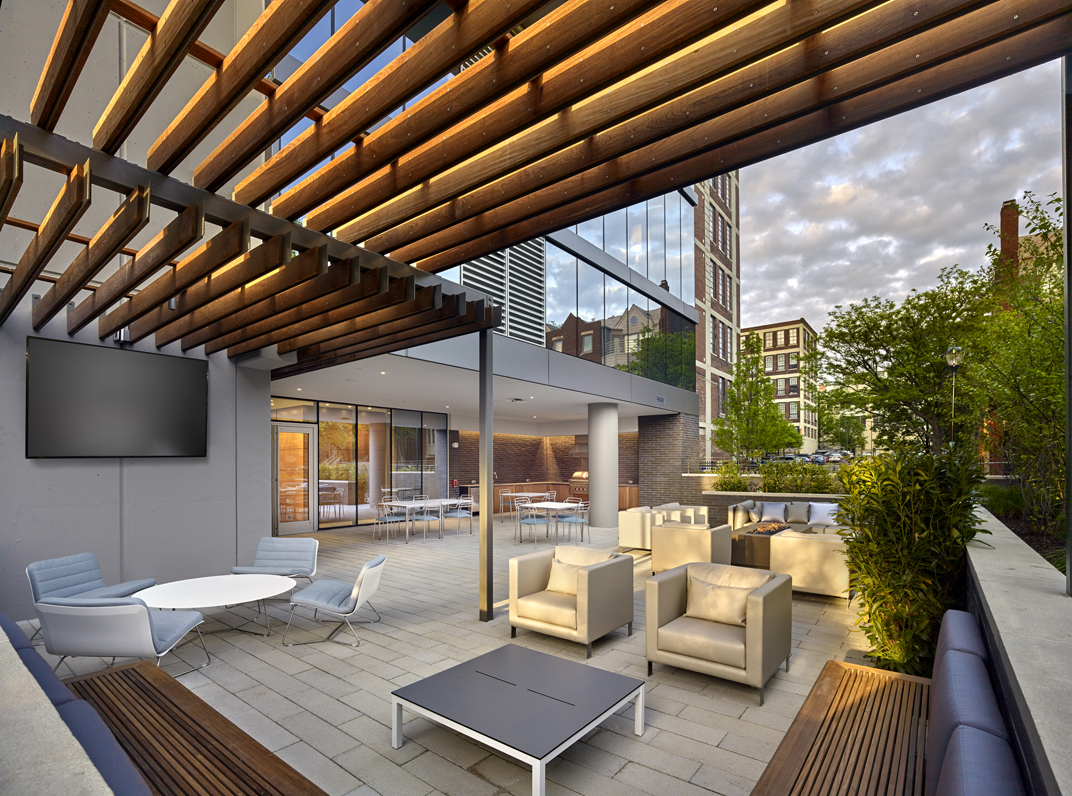 One Riverside Condominiums