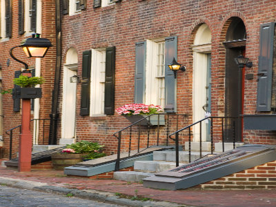 Homes for Sale in Society Hill, Philadelphia, PA