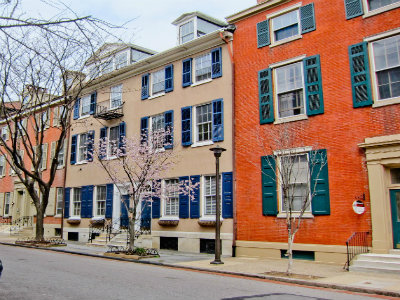 Townhomes for Sale In Washington Square West Philadelphia PA 19107