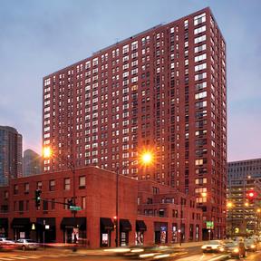 Rental For Rent: 320 W Illinois #414