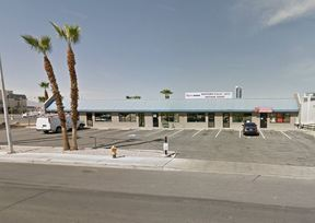 Las Vegas NV Warehouse/Retail/Office For Lease: $1,000 AdjGross