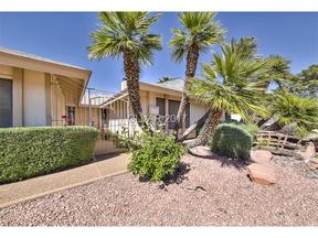 Las Vegas NV Single Family Home Sold: $340,000