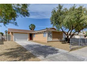 Las Vegas NV Single Family Home Sold: $185,000