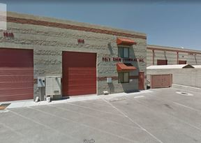Boulder City NV Industrial Sold: $360,000