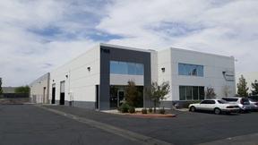 Las Vegas NV Industrial For Sale: $1,500,000