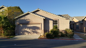 Las Vegas NV Single Family Home Sold: $112,300