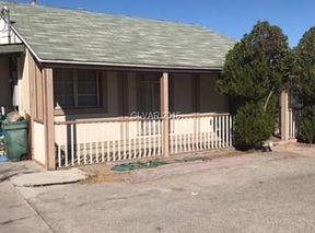 Las Vegas NV Single Family Home Sold: $83,000