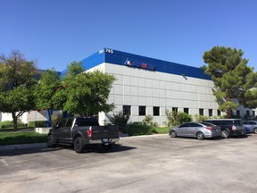 Industrial Sold: 745 Grier Drive