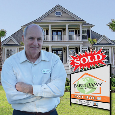 Sell your Property with Confidence with Jay Tracey at EarthWay Real Estate