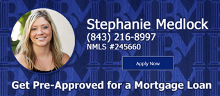 Stephanie Medlock, Senior Loan Officer at Benchmark Mortgage