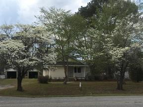 Summerville SC Single Family Home Sold: $190,000