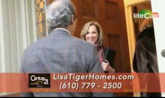Lisa is 2015 TV commercial inspired buyers and sellers across Berks County and the surrounding areas.