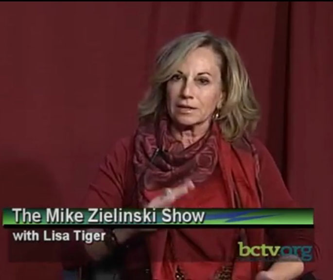 Lisa Tiger sits down for a chat with Mike Zeilinski on BCTV.,
