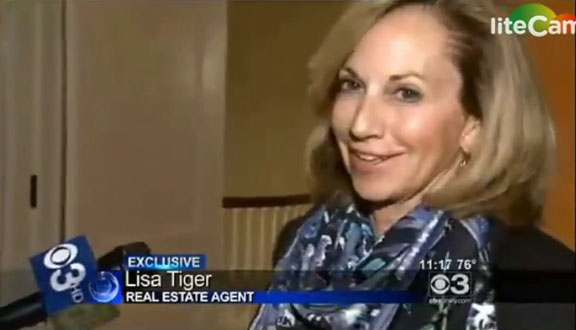 Lisa Tiger, a REALTOR with Century 21 Gold was featured on CBS 3 News in Philadelphia when she was selling Taylor Swift