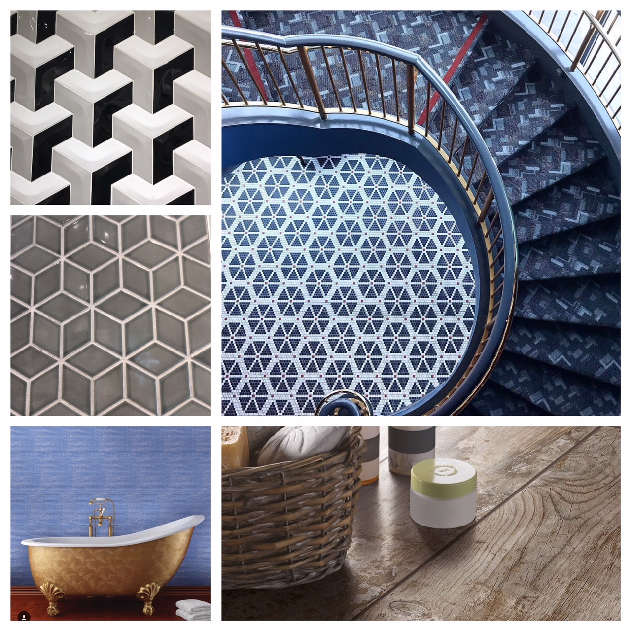 2018 Tile Trends