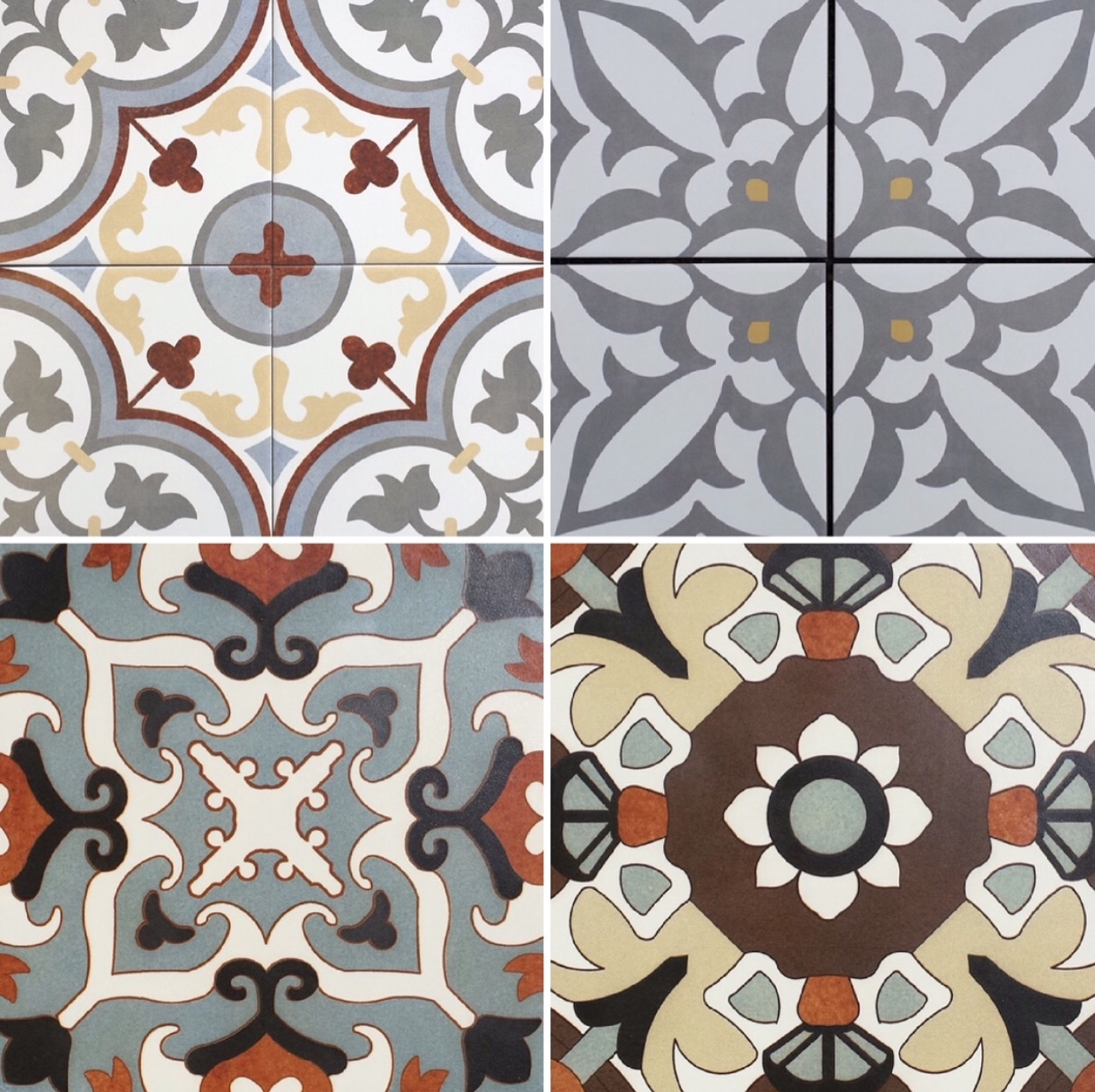 Porcelain vs. Ceramic Tile