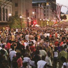 Fayetteville Streets