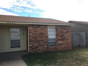 Multi Family Home Rented: 4801 Cuthbert Ave  #A