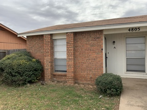 Multi Family Home Rented: 4805 Beford  #A