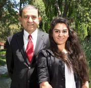 Farooq Khan & Onaisa Khan