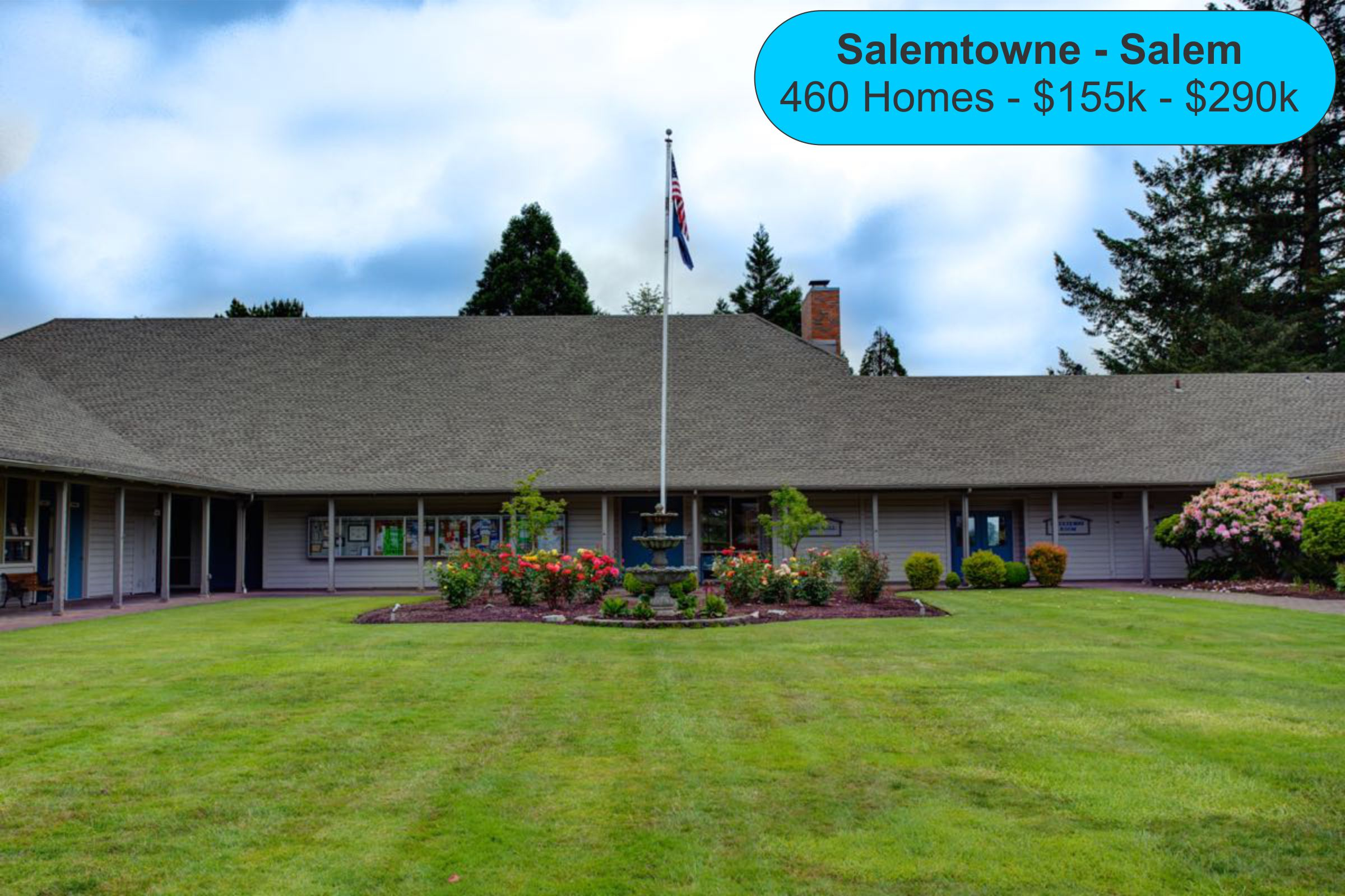 Homes for sale in Salemtowne