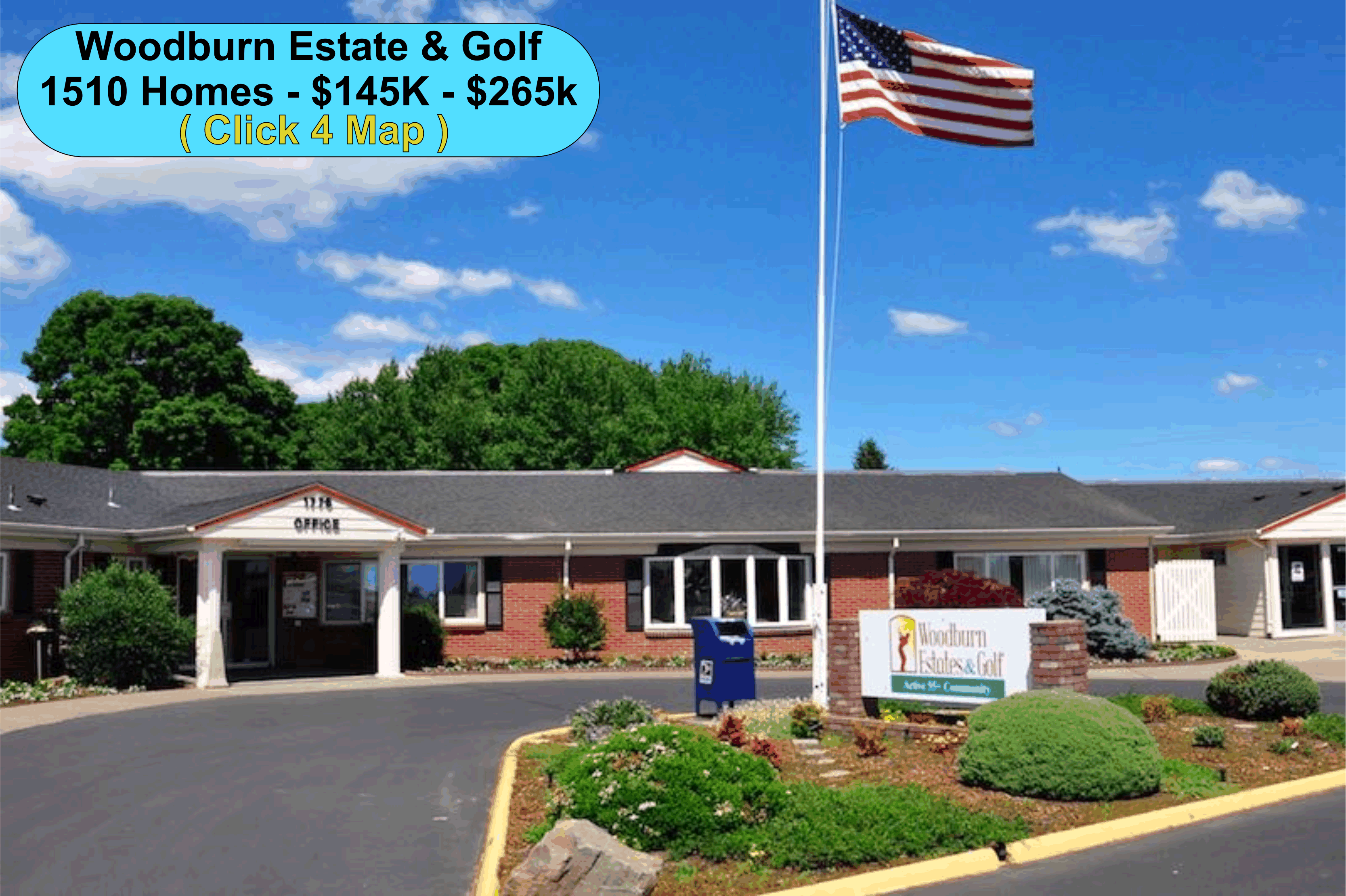 +55 Woodburn Estate & Golf