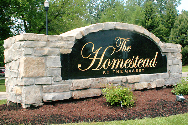 Homestead at the Quarry Homes for Sale